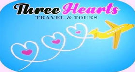 Three Hearts Travel and Tours