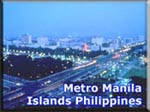 Metro Manila, Islands Philippines